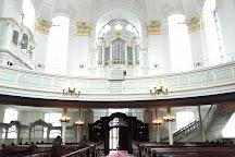 Church of St. Michael, Hamburg, Germany
