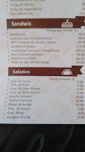 Romero Pastelería Chocolatería 5