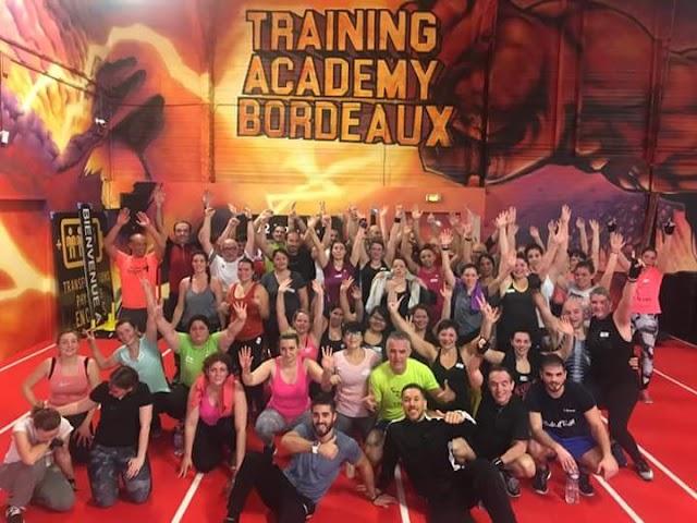 Training Academy Bordeaux