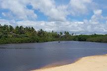 Barra Do Cahy Beach, Cumuruxatiba, Brazil