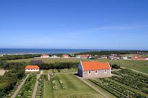 Hansted Kirke, Hanstholm, Denmark