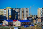 ЖК Любимый квартал, улица Чкалова на фото Оренбурга