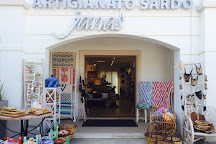 Janas Artigianato Sardo, Budoni, Italy