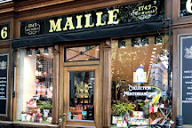 Boutique Maille, Paris, France