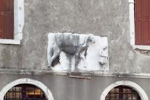 Palazzo Mastelli o del Cammello, Venice, Italy