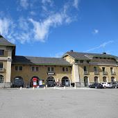 Железнодорожная станция  Latour De Carol Enveitg