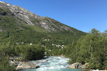 Nigardsbreen Glacier, Sogndal Municipality, Norway