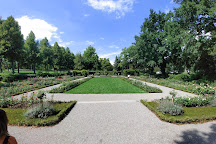 Rose Garden (Rosengarten), Bern, Switzerland