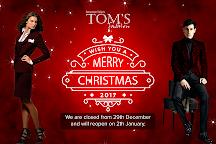 Tom's Fashion, Bangkok, Thailand