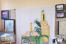 Tower Station and U-Drop Inn Cafe, Shamrock, United States