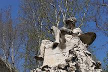 Monumento a Felice Cavallotti, Milan, Italy