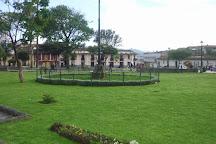Plaza de Armas de Cajamarca, Cajamarca, Peru