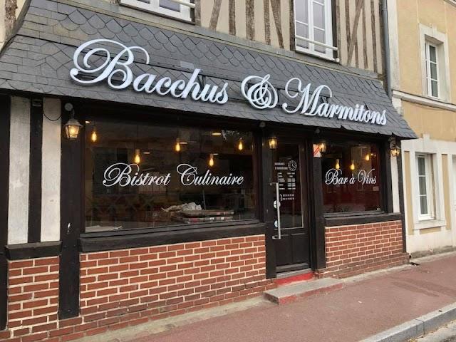 Bacchus & Marmitons
