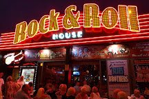 Rock and Roll House, Benidorm, Spain