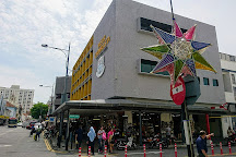 Penang Bazaar, Penang Island, Malaysia