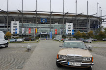 Volksparkstadion, Hamburg, Germany