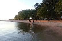 Playa Real de San Carlos, Colonia del Sacramento, Uruguay