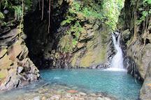 Saut d'Eau du Matouba, Saint-Claude, Guadeloupe