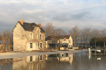 Terre d'estuaire, Cordemais, France