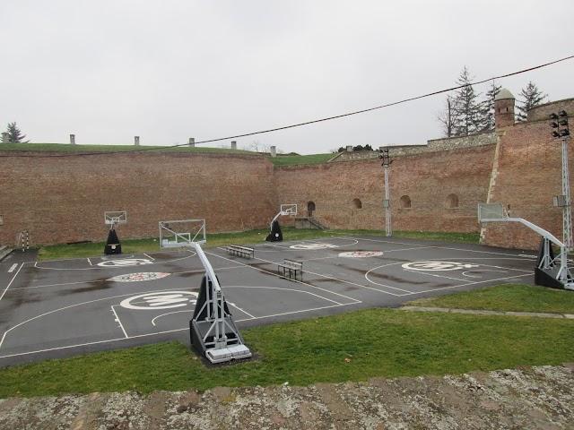 Košarkaški tereni KK Partizan