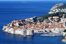 City Harbor, Dubrovnik, Croatia