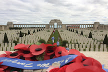 Pozieres Memorial, Pozieres, France