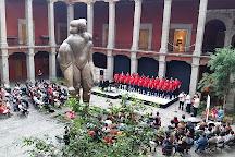 Museo Jose Luis Cuevas, Mexico City, Mexico