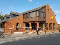 Burnham-on-Sea Library