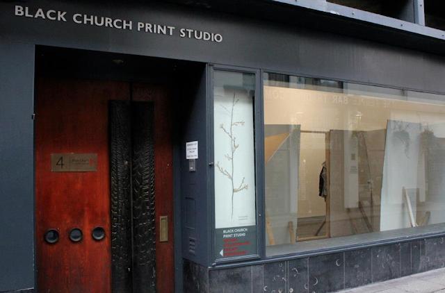 Black Church Print Studio
