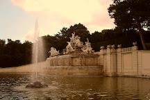 Neptunbrunnen, Vienna, Austria