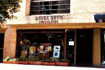 Luisa Brun Chocolates, Bogota, Colombia