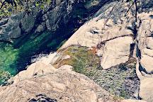 Cascades de Purcaraccia, Quenza, France