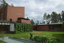 Saynatsalo Town Hall, Jyvaskyla, Finland