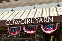 Cowgirl Yarns, Laramie, United States