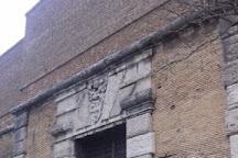 Porta Pertusa, Rome, Italy