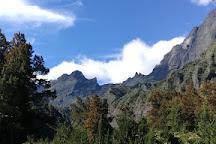 Trois Roches, Mafate, Reunion Island