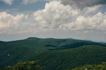 Hawksbill Mountain, Shenandoah National Park, United States