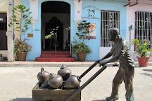 Martha Jimenez's Studio Workshop, Camaguey, Cuba