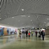 Станция   Odenplan T bana