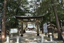 Chuzan Shrine, Saitama, Japan