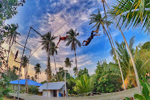 Flying Trapeze Adventures, Koh Tao, Thailand
