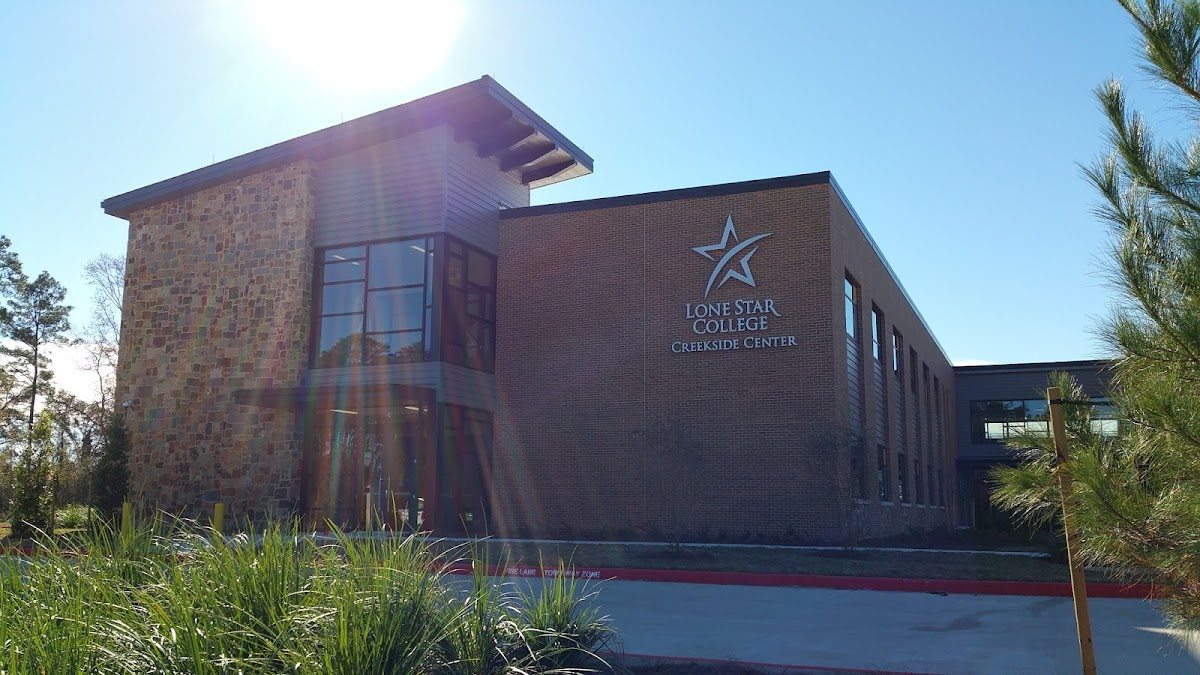 Lone Star College - Creekside Center 8747 W New Harmony Trail Image