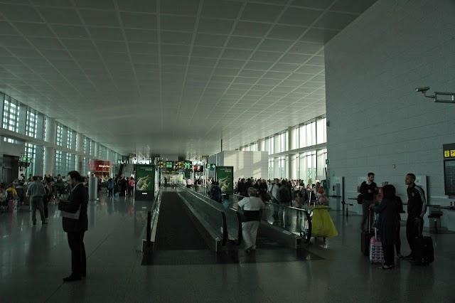 Aeropuerto (Servicios Administrativos)