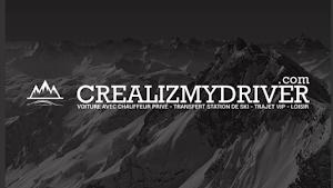VTC GRENOBLE-Crealz Mydriver-chauffeur Privé