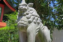 Kumagawa Shrine, Fussa, Japan