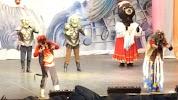 Государственный Академический Сибирский Русский Народный Хор, улица Гоголя на фото Новосибирска