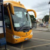 Автобусная станция   Na Knížecí