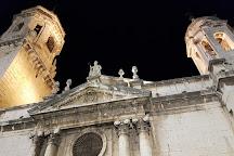 Church of San Ildefonso, Jaen, Spain