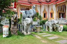 Chaithararam Temple (Wat Chalong), Chalong, Thailand