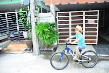 Recreational Bangkok Biking, Bangkok, Thailand